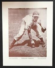 1944 M114 Baseball Magazine Poster William Voiselle New York Giants