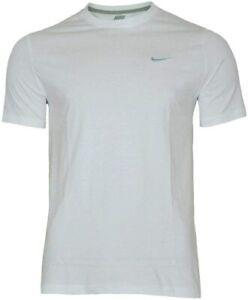 Nike Swoosh Classic Men's T-Shirt - White - 546404-100 - S-XL