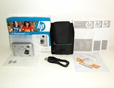 HP PHOTOSMART E337 - 5.0 MP COMPACT DIGITAL CAMERA + CUSTODIA