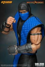 Storm Collectibles Mortal Kombat Sub Zero Bloody Special Edition 1:12 Action Fig