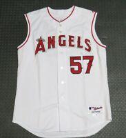 2006 Francisco Rodriguez Los Angeles Angels Game Used Worn MLB Baseball Jersey!