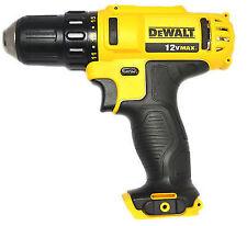 """DeWALT DCD710 12V Li-Ion 3/8""""  Cordless Drill/Driver DCD710B"""