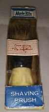 Vintage Made Rite Shaving Brush 600 - New