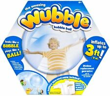 The Amazing Wubble Bubble Ball Inflatable 3 Feet WITH Pump