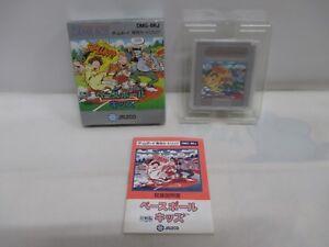 GB -- Baseball Kids -- Box. Game Boy, JAPAN Game Nintendo. Work fully!! 11701