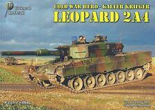Tankograd In-Detail: Cold War Hero, Leopard 2A4