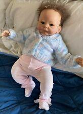 "RARE Vintage Ashton Drake Truly Real Baby ""Little Peanut Doll"" by TASHA EDENHOLM"