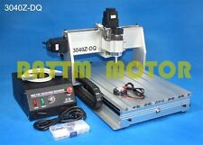 New Ballscrew 3040 cnc router cnc engraver engraving / milling machine 110V/220V