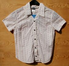 Patagonia Womens S/S A/C Shirt Super Lightweight Womens Blouse IN SIZE S White