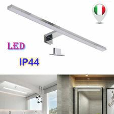 Luce LED Lampada Specchio Bagno 60 cm 8W 6000k 800lm Luce Illuminazione IT V6V1