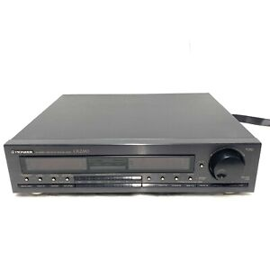Vintage 1991 PIONEER GR-Z370 Stereo Graphic Equalizer - Fully Tested - FREE POST