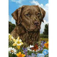 Summer House Flag - Chesapeake Bay Retriever 18070