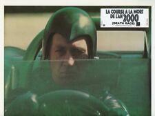 DAVID CARRADINE DEATH RACE 2000 1975 VINTAGE LOBBY CARD #2