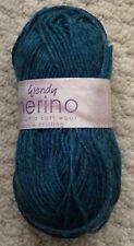 Wendy Merino DK Knitting Yarn 50g Pacific 2369