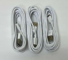 3-Pack Oem 10Ft Type C Cable Fast Charging Cord For Samsung Galaxy A20 A30 A50