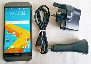 HTC One M9, 32GB Grey Unlocked Smartphone