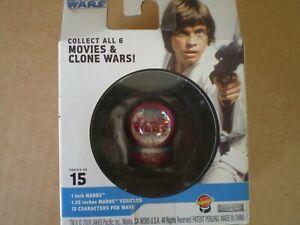 star wars Luke Skywalker 1 inch marble No 15