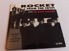 """Rocket From The Crypt - Plays The Music Machine 5"""" limited SFTRI 1995 mint-"""