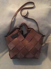 Asia BELLUCCI leather TOTE Handbag Shoulder bag NEW
