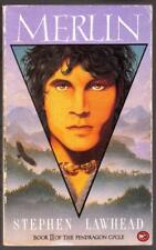 Merlin (The Pendragon Cycle, Book 2) by Stephen R. Lawhead, USED Book