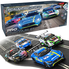 Scalextric Set C1374 Arc Pro Set Platinum