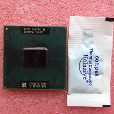 Intel Core 2 Duo Mobile T9300 2.5 ghz Dual-core 6m 800 Mhz Cpu Socket P Procesador