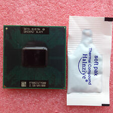 Intel Core 2 Duo Mobile T9300 2.5 GHz de doble núcleo 6M 800MHz Socket P Procesador CPU