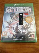 Battleborn Battle Born Xbox One Neu Versiegelt UK PAL Microsoft xb1 Multiplayer Fun