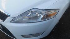 Ford Mondeo MK4 2007-2010 Nearside Passenger Side Headlight - SLIGHT DAMAGE