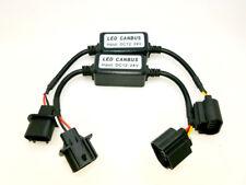 2x H13 LED Headlight Canbus Error Free Anti Flicker Capacitor Canceller Decoder