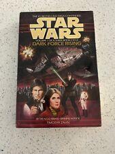 Star Wars: Vol 2 Dark Force Rising by Timothy Zahn (1992, Hardcover)