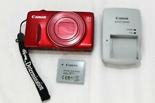 Canon Powershot SX600 HS 16MP 18X Zoom Digital Camera Case, Battery, Charger