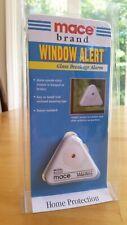 Mace Brand *3 For 1* Window Alert Glass Breakage Alarm Model 80202
