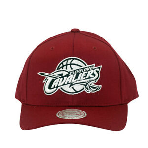 Cleveland Cavaliers 110 Logo Mitchell and Ness Snapback