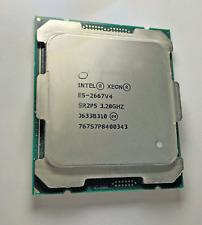 Intel Xeon SR2P5 Xeon E5-2667 v4 8 Cores 16 threads 3.2 GHz Excellent Condition