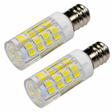 2-Pack E12 110V LED Bulb for Singer 14T957DC XL2021 1507 1732 Sewing Machine