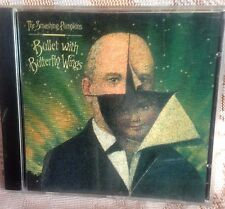 THE SMASHING PUMPKINS BULLET WITH BUTTERFLY WINGS CD