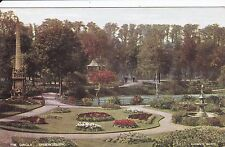 NO 129 - Early 1900s card - The Dingle Shrewsbury in Shropshire - LIVESEY & CO