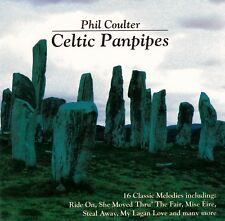 PHIL COULTER : CELTIC PANPIPES / CD