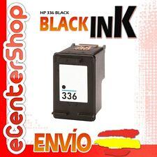 Cartucho Tinta Negra / Negro HP 336 Reman HP Photosmart C3100 Series