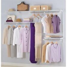 Rubbermaid Configurations Closet Kit White FG3G5902WHT