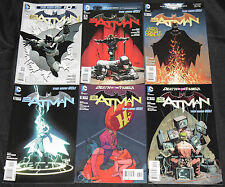 Modern DC BATMAN VOL. 2 - 13pc Count Mid Grade Comic Lot VF Detective New 52