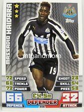 Match Attax 2014/15 Premier League - #206 Massadio Haidara - Newcastle United