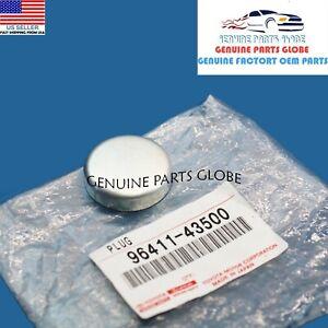 GENUINE OEM TOYOTA SUPRA CAMRY PICKUP TACOMA ENGINE EXPANSION PLUG 96411-43500