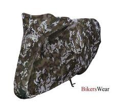 Oxford Aquatex Camo Essential Motorcycle Waterproof Medium - Bike Cover CV212