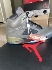 Air Jordan 5 Fear (Flightclub Verified) Size 11 Supreme Bape Yeezy