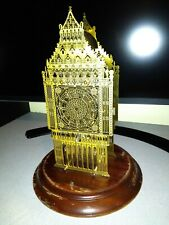 Franklin Replica Big Ben Hermle Skeleton Clock