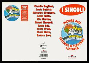 """RENATO ZERO """" GALEOTTO FU IL CANOTTO """" CD'S + CATALOGO 1993 RARO! RECORDS"""