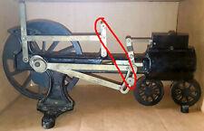 Antique Cast Iron Steam Engine Classroom Demonstrator 1920's-1950's Unknown Mfg