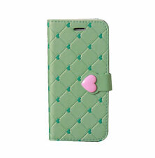 Green Wallet Cases for Nokia Mobile Phones